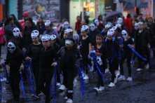 Arrancan con éxito en Mineral de la Reforma las actividades de Festival de Día de Muertos 2019-4