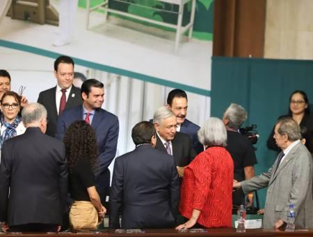 Asamblea del IMSS1