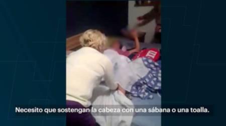 Asiste C5i de Hidalgo nacimiento en Tepeji con videollamada2