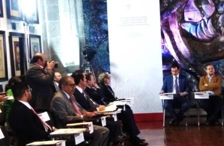 Atilano Rodríguez presente en la Reunión Nacional del CONAEDU1