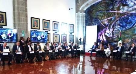 Atilano Rodríguez presente en la Reunión Nacional del CONAEDU2
