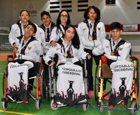 Boccia cierra con oro en la Paralimpiada Nacional 2019-2