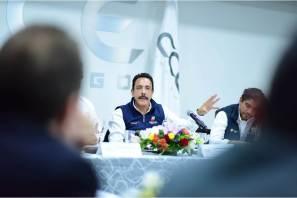 Cambio de paradigma y colaboración empresarial, estrategias para cambiar el destino de Hidalgo, Fayad
