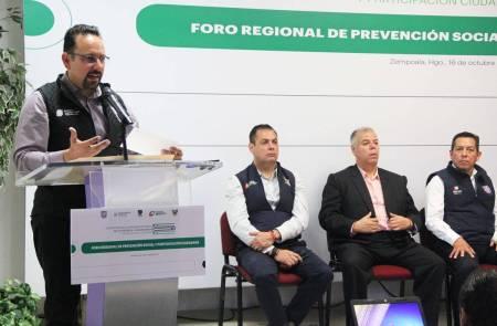 Celebra SSPH Foro Regional de Prevención y Participación1