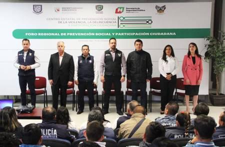 Celebra SSPH Foro Regional de Prevención y Participación2