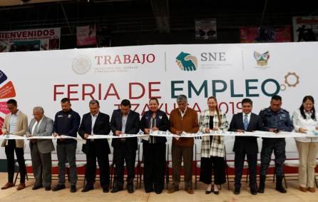 Celebran con éxito la Feria del Empleo Tizayuca 2019-4