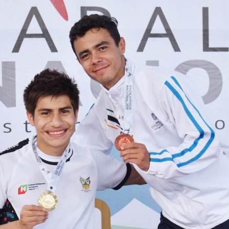 Cierra para natación su participación en la Paralimpiada Nacional con 10 medallas