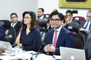 Comparece titular de la SEPPE ante diputados de la LXIV Legislatura; Hidalgo, es un estado de resultados y que crece, dijo