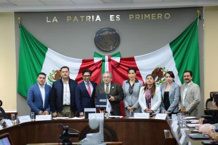 Comparece titular de la SEPPE ante diputados de la LXIV Legislatura; Hidalgo, es un estado de resultados y que crece, dijo2