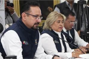 Comparece titular de la SSPH ante Congreso de Hidalgo