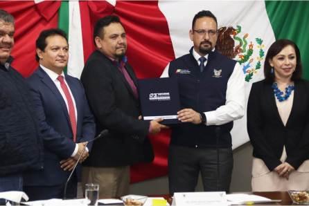 Comparece titular de la SSPH ante Congreso de Hidalgo4