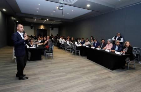 Con el planteamiento de la Nueva Escuela Mexicana, la SEPH articula acciones para la mejora continua2