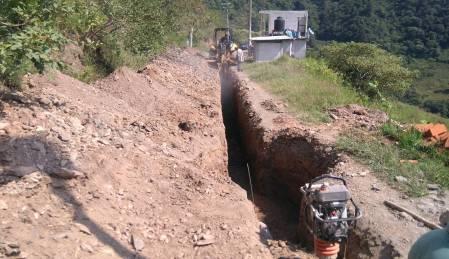 Construye SOPOT infraestructura hidráulica en región Otomí – Tepehua1