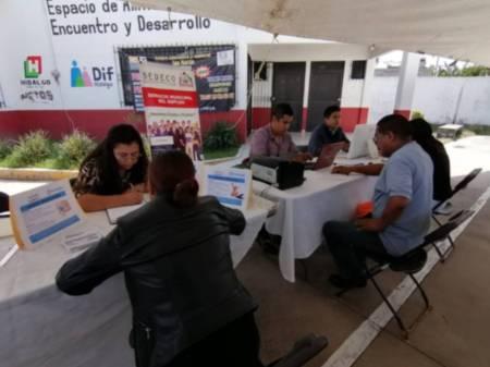 """Continúa en Tizayuca """"Bolsa de Trabajo en tu Comunidad""""1"""