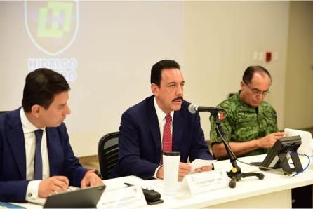 Coordinación, clave en la construcción de la paz y la seguridad, Fayad4