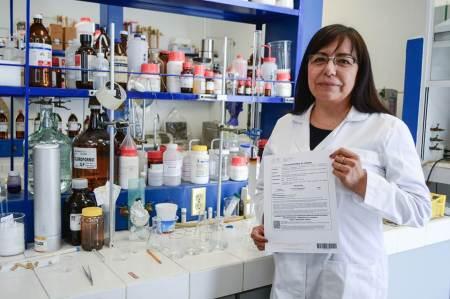 Crea investigadora de UAEH nuevo material para purificar aguas residuales