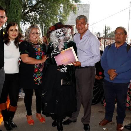 DIF Tizayuca organiza el Primer Concurso de Ofrendas de Día de Muertos3