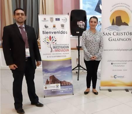 Docentes de la UTHH participaron en el IX Congreso Internacional de Investigación e Innovación, en Ecuador1