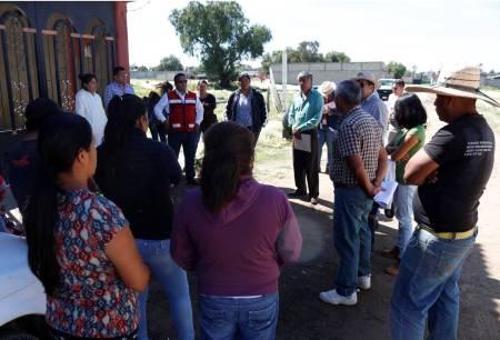 Ejecutarán en Tizayuca electrificación que beneficiará a 500 habitantes