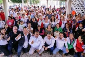 El PRI reconoce a mujeres y hombres que le han dado solidez y lealtad a este partido, Erika Rodríguez