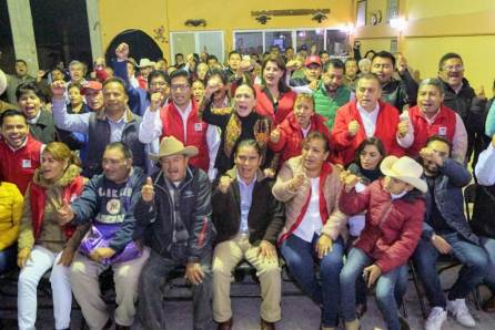 El PRI reconoce a mujeres y hombres que le han dado solidez y lealtad a este partido, Erika Rodríguez4