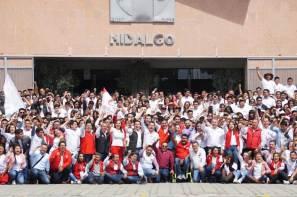 El PRI tiene un compromiso con la juventud de Hidalgo, Erika Rodríguez