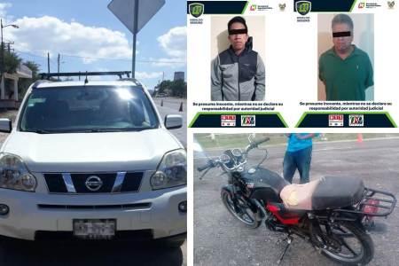 En la Sierra de Hidalgo detienen a individuos con probable droga y aseguran vehículos robados.jpg