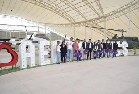 Estudiantes de la UPMH participan en NASA1