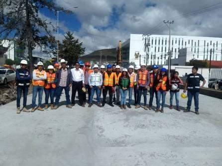 Estudiantes del ITP, Universidad La Salle y UAEH recorren la Supervía Colosio4