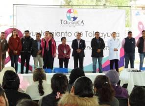 Feria de la Salud para la prevención del Cáncer de Mama en Tolcayuca4