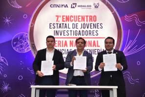 Firma Hidalgo convenio de colaboración para desarrollo de Inteligencia Artificial