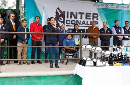 Gabriel García Rojas participa en la celebración del 35 Aniversario del CONALEP plantel Tizayuca9