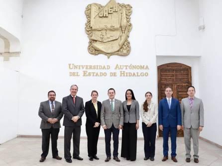 Goethe-Institut México presenta sus programas a la UAEH1