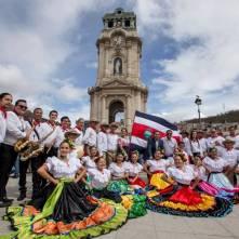 Gran cierre del Festival Internacional del Folklor 2