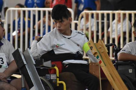 Hidalgo inicia con plata en la Paralimpiada Nacional 2019-2