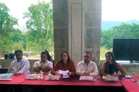 IEEH participa en la Tercera Reunión Nacional Ejecutiva de los Organismos Públicos Locales Electorales