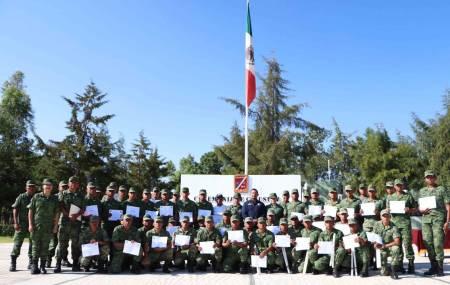 Imparte SSPH curso de defensa personal a 18va Zona Militar2