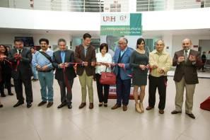 Inaugura UAEH exposiciones pictóricas en Tulancingo