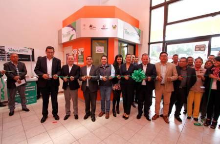 Inauguran la sucursal 48 de Telecomm en el IHEA1