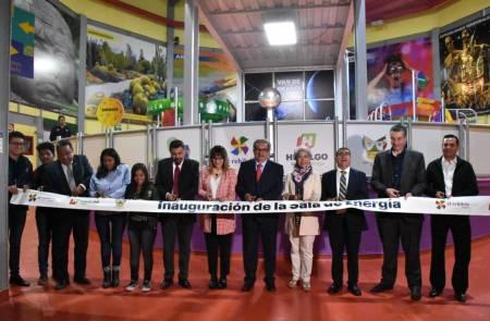 Inauguran Sala de energía en el Museo Interactivo El Rehilete1
