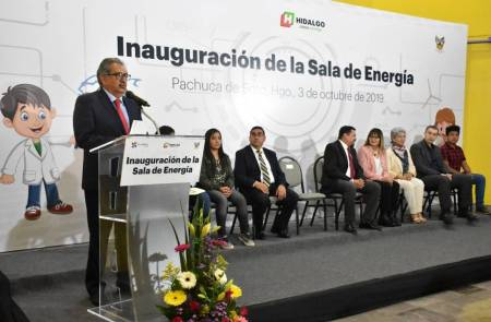 Inauguran Sala de energía en el Museo Interactivo El Rehilete2
