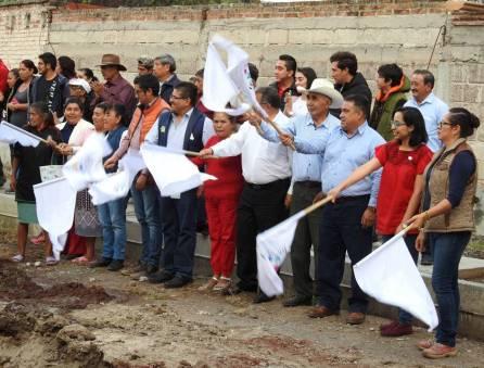 Inicia rehabilitación de drenaje en la comunidad de Vicente Guerrero en Tolcayuca1