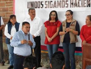 Inicia rehabilitación de drenaje en la comunidad de Vicente Guerrero en Tolcayuca2