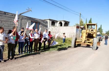 Inicia Segunda Etapa de Modernización del Circuito Pirúles en el Mío Cid Tizayuca2
