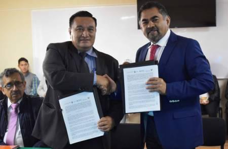 ITESA e ITSOEH firman convenio de colaboración con el fin de fortalecer lazos en beneficio de sus estudiantes y egresados1