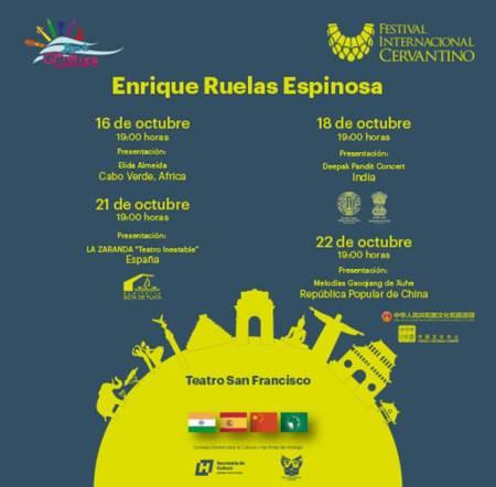 Llega a Pachuca Festival Aires de Cultura con artistas internacionales.jpg