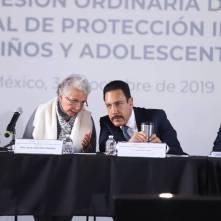 Niños y adolescentes exigen actuación de autoridades para garantizar sus 3