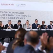 Niños y adolescentes exigen actuación de autoridades para garantizar sus 4