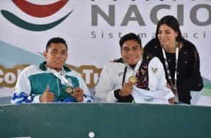 Oro y plata para Hidalgo en el para atletismo1