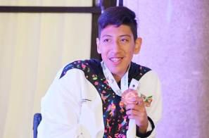 Para danza deportiva suma medallas para Hidalgo en la Paralimpiada Nacional 2019
